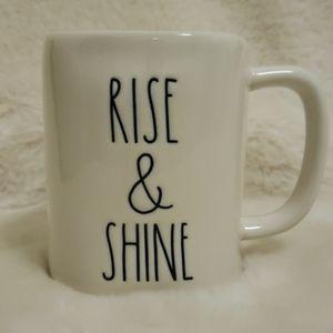 Rae Dunn Rise & Shine Mug NWT